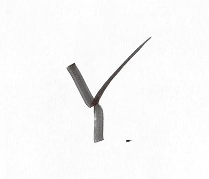 個展「Y」DMサムネイル画像