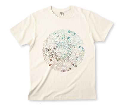 QUALIA特製Tシャツサムネイル画像