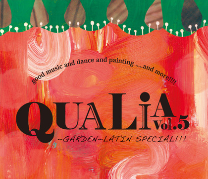 イベント「QUALIA-VOL5」DMサムネイル画像